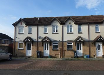 Thumbnail 2 bed terraced house for sale in Oakridge Close, Abbeymead, Gloucester