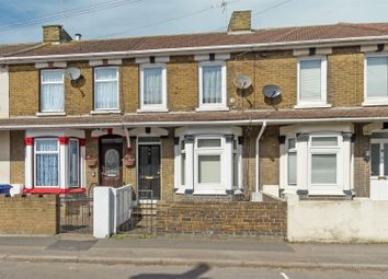 Thumbnail 4 bed terraced house for sale in Crown Road, Milton Regis, Sittingbourne