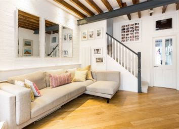 3 bed maisonette for sale in Hopkinsons Place, Primrose Hill, London NW1
