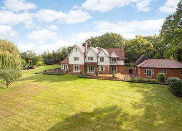 Thumbnail 5 bed detached house for sale in Braxted Road, Little Braxted, Witham
