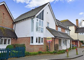 Thumbnail 2 bed terraced house for sale in Milton Lane, Kings Hill, West Malling, Kent