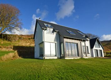 Thumbnail 4 bed detached house for sale in Snipe Cottage, Fanmore, Isle Of Mull