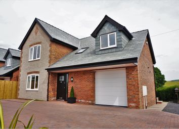 Thumbnail 4 bed detached house for sale in Hollins Lane, Preston