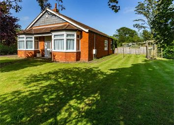 Thumbnail 3 bed detached bungalow for sale in East Street, Alford, Lincolnshire