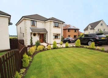 Thumbnail 4 bed detached house for sale in Anderson Crescent, Shieldhill, Falkirk, Stirlingshire