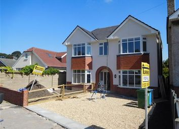 Thumbnail 3 bed semi-detached house for sale in Sheringham Road, Poole