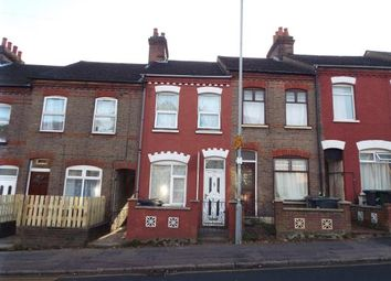 Thumbnail 2 bed terraced house for sale in Dallow Road, Luton, Bedordshire
