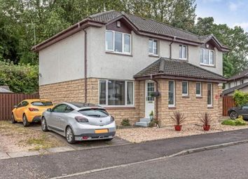 Thumbnail 3 bed semi-detached house for sale in Glenfield Grove, Paisley, Renfrewshire
