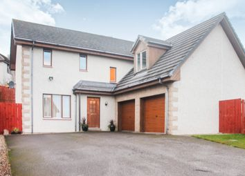 Thumbnail 4 bed detached house for sale in Brude's Hill, Inverness