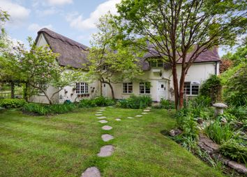 Thumbnail 5 bed cottage for sale in Thurlow Road, Great Wratting, Haverhill