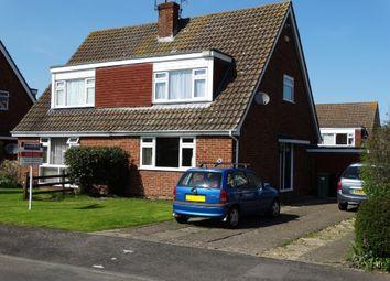 Thumbnail 3 bed semi-detached house for sale in Corner Farm Road, Staplehurst, Tonbridge