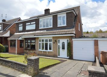 Thumbnail 3 bed semi-detached house for sale in Syston Avenue, St. Helens