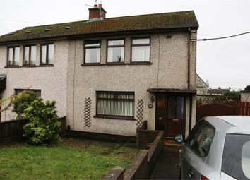 Thumbnail 3 bed semi-detached house for sale in Milltown Avenue, Lisburn, County Antrim