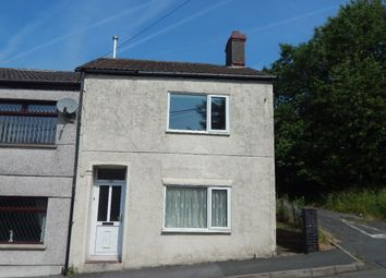 Thumbnail 2 bed end terrace house for sale in Church Street, Blaina