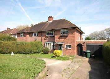 Thumbnail 4 bed semi-detached house to rent in Great Tattenhams, Epsom