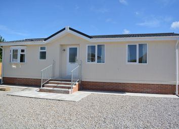 Thumbnail 2 bed mobile/park home for sale in Eastern Green Park Three, Eastern Green, Penzance