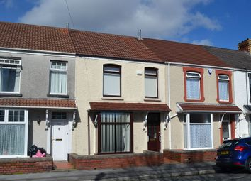 3 bed terraced house for sale in Fern Street, Cwmbwrla, Swansea SA5