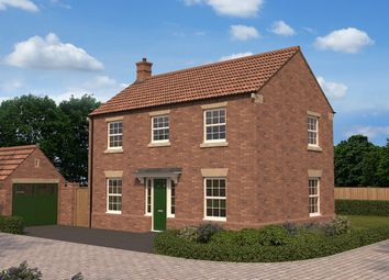 Thumbnail 3 bedroom detached house for sale in Churchfields, Harrogate Road, North Yorkshire