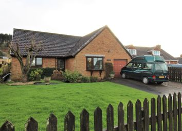 Thumbnail 3 bed detached bungalow for sale in Varnister Road, Ruardean