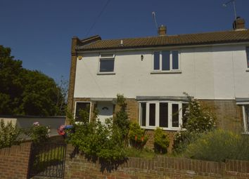 Thumbnail 3 bed semi-detached house to rent in West Cliff Road, Ramsgate