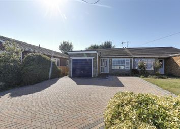 Thumbnail 2 bed semi-detached bungalow for sale in Darlington Drive, Minster On Sea, Sheerness