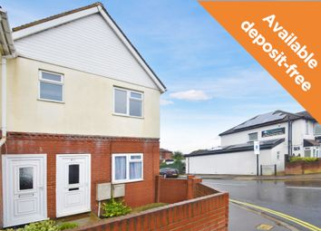 Thumbnail 2 bed flat to rent in Bitterne Road West, Southampton