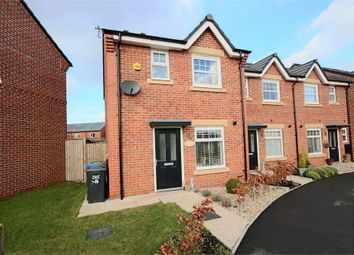 Thumbnail 3 bed semi-detached house for sale in Wilkinson Park Drive, Leigh, Lancashire