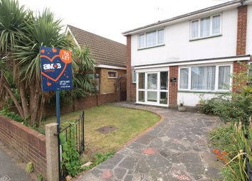 Thumbnail 3 bed semi-detached house to rent in Church Road, Hadleigh, Benfleet
