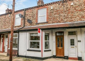 Thumbnail 2 bed terraced house for sale in Ratcliffe Street, York
