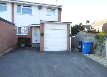 Thumbnail 3 bedroom end terrace house to rent in Glencoe Road, Parkstone, Poole