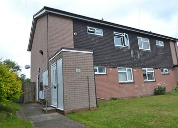 Thumbnail 1 bed flat for sale in Victoria Street, Broomhill, Cannock