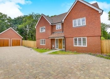 Thumbnail 4 bed detached house for sale in Marringdean Road, Billingshurst