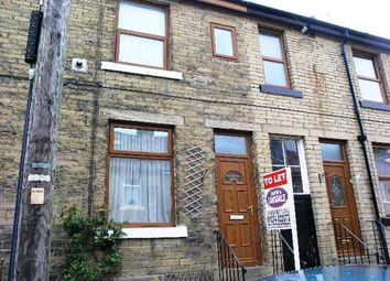 Thumbnail 2 bed terraced house to rent in Shaftesbury Avenue, Shipley