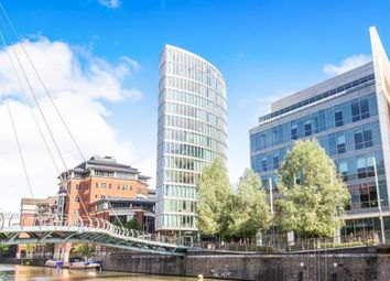 Thumbnail 2 bedroom flat for sale in The Eye, Glass Wharf, Bristol