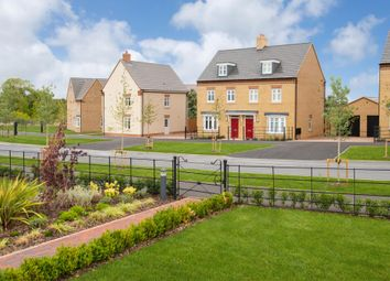 "Thumbnail 3 bedroom detached house for sale in ""Hadley"" at Southern Cross, Wixams, Bedford"