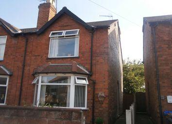 Thumbnail 2 bedroom semi-detached house for sale in Portland Road, Long Eaton, Nottingham