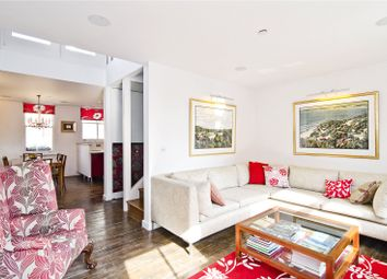 Thumbnail 3 bedroom end terrace house for sale in Crosby Row, London