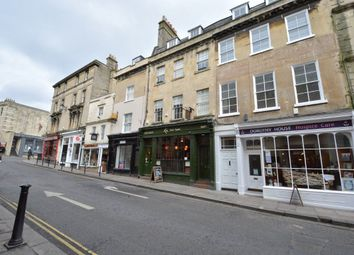 Thumbnail 1 bed flat to rent in Broad Street, Bath