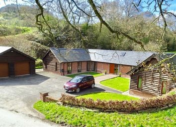 Thumbnail 3 bed barn conversion to rent in Y Bwthyn, Abermule, Montgomery, Powys