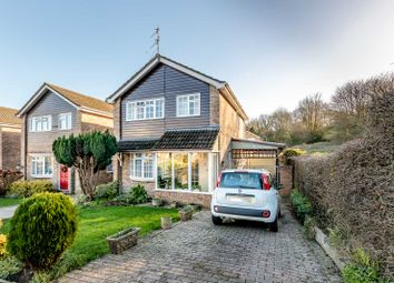 Thumbnail 3 bed detached house for sale in Turnpike Close, Chepstow