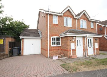 Thumbnail 2 bedroom semi-detached house for sale in Fellow Lands Way, Chellaston, Derby