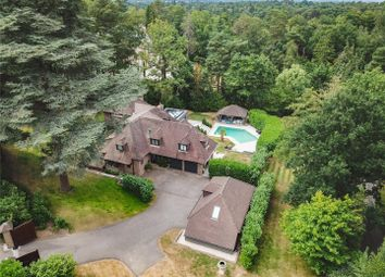 Thumbnail 5 bed detached house for sale in Yaffle Road, St. George's Hill, Weybridge, Surrey