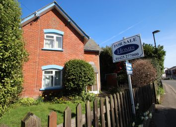 Thumbnail 3 bed semi-detached house for sale in Mudeford, Christchurch