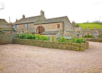 Thumbnail 3 bed semi-detached house for sale in Higher Chisworth, Chisworth, Glossop