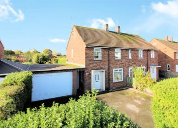 Thumbnail 2 bedroom semi-detached house for sale in Grenville Road, Aylesbury