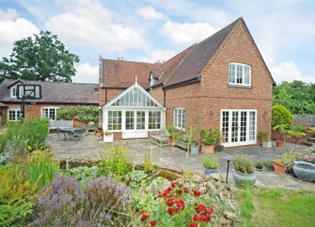 Thumbnail 4 bed detached house for sale in Pumphouse Lane, Hanbury, Bromsgrove, Worcestershire
