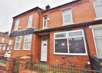 Thumbnail 3 bed terraced house for sale in New Cross Street, Salford