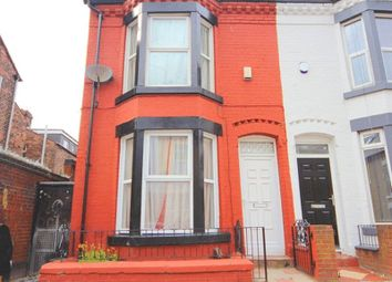 Thumbnail 3 bedroom terraced house for sale in Dial Street, Kensington, Liverpool