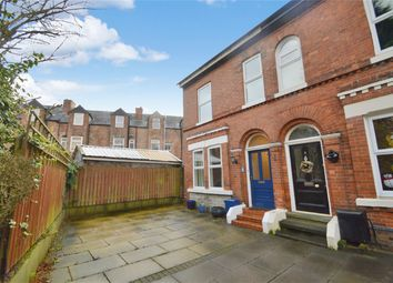 Thumbnail 3 bedroom end terrace house for sale in The Grove, Stockport, Cheshire