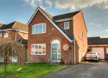 Thumbnail 3 bed detached house for sale in Jourdain Park, Heathcote, Warwick